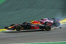 Formel 1 Brasilien, Verstappen vs. Ocon: Eskalation in 3 Stufen