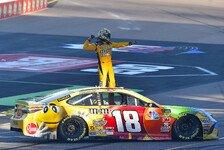 NASCAR Phoenix: Kyle Busch siegt nach Playoff-Drama