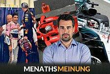 Formel-1-Kommentar: Fingerspitzengefühl statt Strafen-Irrsinn