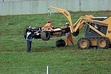 Formel 1 heute vor 20 Jahren: Jos the Boss Überrundungs-Horror