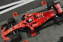 Formel 1, FIA nach Vettel-Ärger über Wiegen: Regel nicht unfair