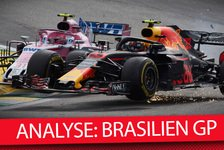 Formel 1 - Video: Brasilien GP Analyse: Ocon vs. Verstappen