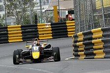 Macau: Schumacher Sechster bei Ticktum-Sieg im Quali-Rennen