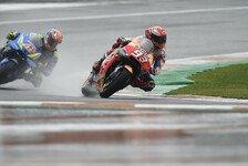 MotoGP Valencia 2018: Marc Marquez holt Bestzeit im Warmup