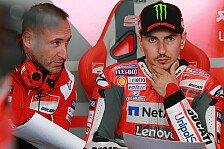 MotoGP: Ducati-Boss nimmt zu Lorenzo-Gerücht Stellung