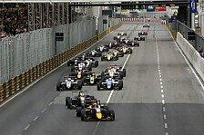 Macau GP 2019: Schumacher und Beckmann dabei - folgt Flörsch?