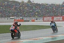 MotoGP-Analyse Valencia - Andrea Doviziosos Poker geht auf