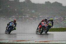 Ein Witz! MotoGP-Fahrer kritisieren zu späten Valencia-Abbruch