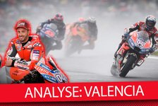 MotoGP - Video: MotoGP: Das Saisonfinale von Valencia in der Analyse
