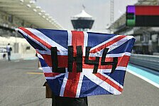 Formel 1 - Video: Mehr Lebensjahre als Hamilton-Siege: Lewis trifft ältesten Fan