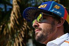 Formel 1, Alonso zu alt für Comeback? Bin stärker als je zuvor!