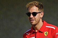 Formel 1 Sebastian Vettel: Verständnis für Verstappen-Ausraster
