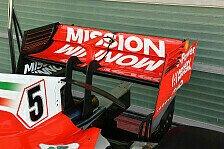 Formel 1, Tabakwerbung? Australien prüft Ferrari Mission Winnow