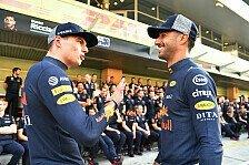 Verstappen und Ricciardo: Red Bull trauert um das F1-Dream-Team