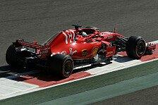 Formel 1 Abu Dhabi: Sebastian Vettel glaubt an Sieg-Chance