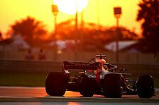 Formel 1 Trainingsanalyse Abu Dhabi: Topfavorit Red Bull?