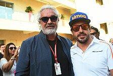 Vettel kein Top-Pilot mehr? Für Briatore nur noch zweite Wahl