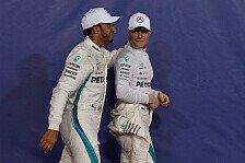 Formel-1-Statistik: Hamilton erfolgreichster Fahrer