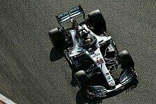 Formel 1, Abu Dhabi: Hamilton gewinnt Finale vor Vettel