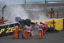 Formel 1, FIA stellt klar: Halo hat Hülkenberg nicht behindert