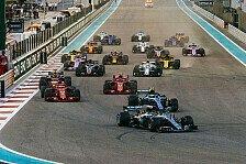 Formel 1 Abu Dhabi 2019 live: TV-Programm RTL & Sky, Zeitplan