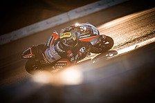 Moto2-Test in Jerez: Bilder vom ersten Test mit Triumph-Motoren