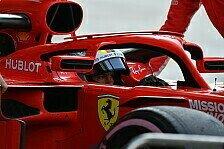 Formel 1: Vettel mit Crash und Bestzeit in die Winterpause