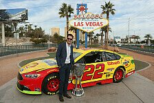 NASCAR: Fotos Champions Week in Las Vegas