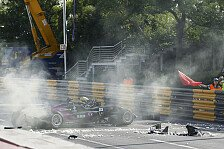 Flörsch-Unfall - FIA-Rennleiter Whiting: Macau nicht gefährlich