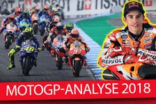 MotoGP - Video: MotoGP-Analyse: Unsere Highlights der Saison 2018