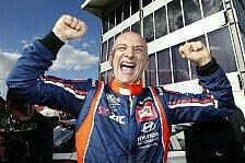 Gabriele Tarquini ältester FIA-Champion
