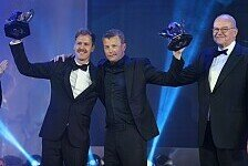 Formel 1: FIA-Gala in St. Petersburg - Vettel mit Schnauzer!