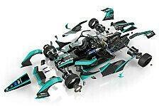 Formel E beschließt: 475 PS im neuen Gen3-Rennauto ab 2022