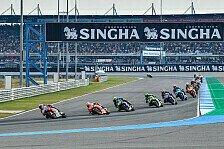 MotoGP: Thailand-Grand-Prix für 2021 abgesagt