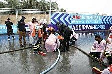 Formel-E-Auftakt Riad: Zeitplan-Chaos - Bestzeit für Vandoorne