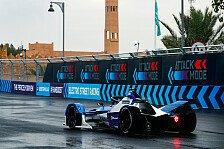 Formel E: So war es wirklich mit dem Attack Mode in Riad