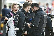 Formel-E-Test: Carmen Jorda sorgt ungewollt für Schlagzeilen