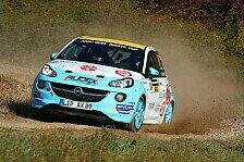 ADAC Rallye Cup setzt Nachwuchsförderung fort