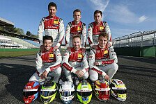 DTM: Audi gibt Fahrerkader für Turbo-Saison 2019 bekannt