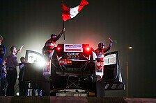 Rallye Dakar 2019 - Vorbereitungen