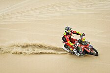 Dakar - Video: Rallye Dakar 2019: Highlights der 1. Motorrad-Etappe