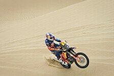 Rallye Dakar 2019: Walkner holt Etappensieg, KTM an der Spitze