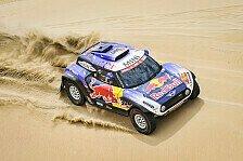 Dakar: So kam die Rallye nach Saudi-Arabien