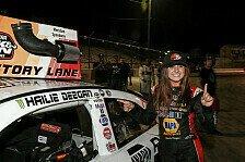 NASCAR-Nachwuchsfahrerin Hailie Deegan im Portrait