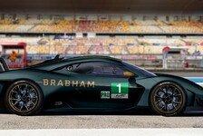 24h Le Mans und WEC: Brabham kündigt GTE-Programm an