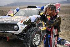 Rallye Dakar 2019 - Das Aus für Carlos Sainz