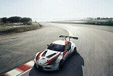 Toyota bringt neue Supra zurück auf die Rennstrecke