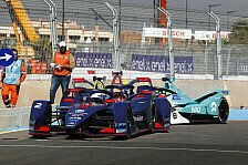 Formel E - Video: Formel E Marrakesch 2019: Sam Bird fliegt zur Pole Position