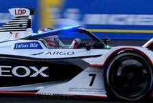 Formel E Santiago ePrix: Lopez mit Bestzeit im Training