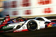 Formel-E-Test: Audi-Pilot Müller erobert Streckenrekord zurück